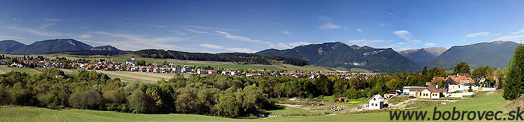Bobrovec Village - The West Tatra Mountains